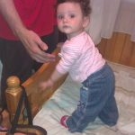 Девети и десети месец от развитието на Дамяна