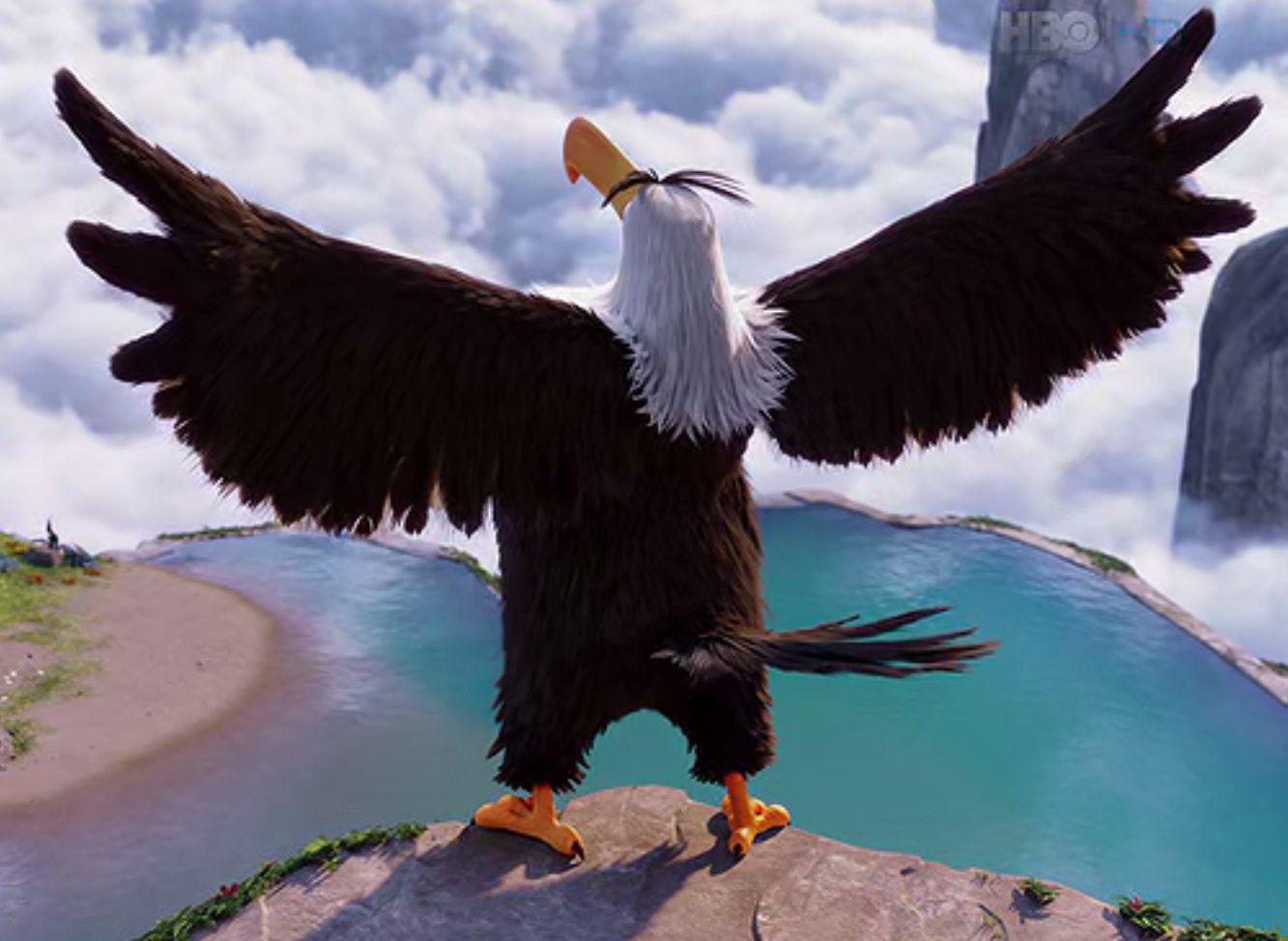 Могъщ орел