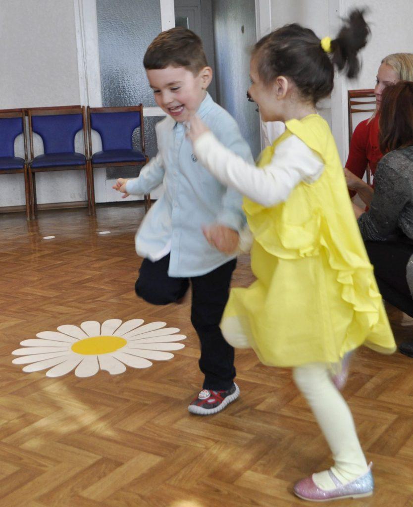 Танцът на Дамяна и Андрей